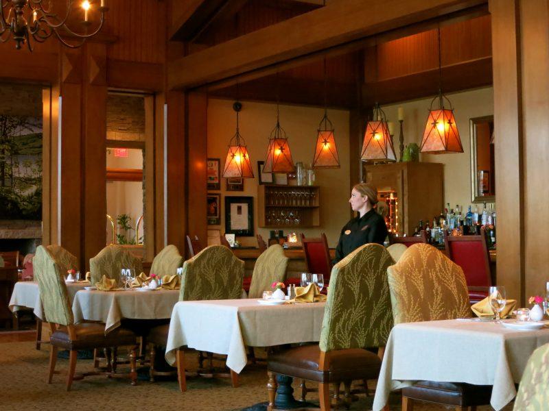Tree Restaurant, Lodge at Woodloch PA