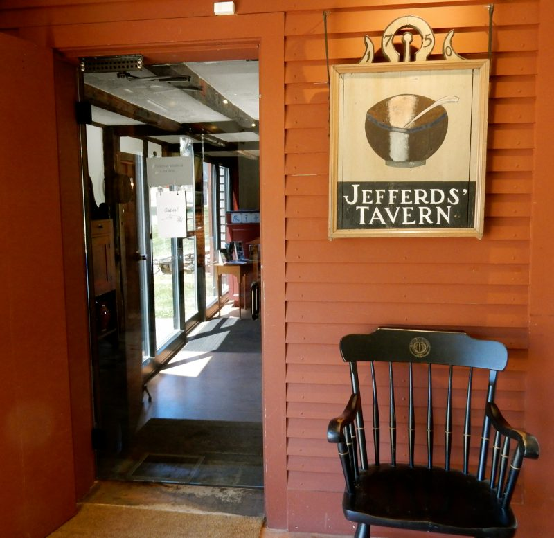 Jefferds Tavern, Museums of Old York, Maine