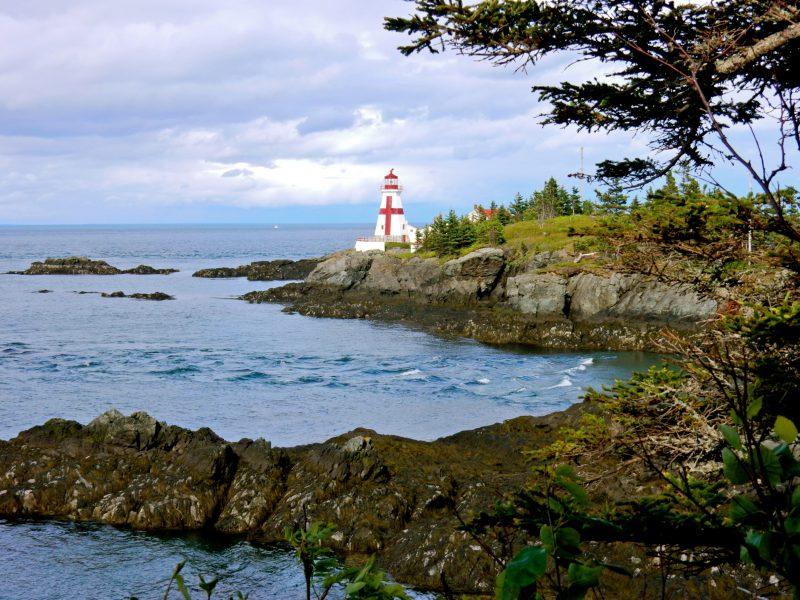 East Quoddy Head Light, Campobello Island Canada