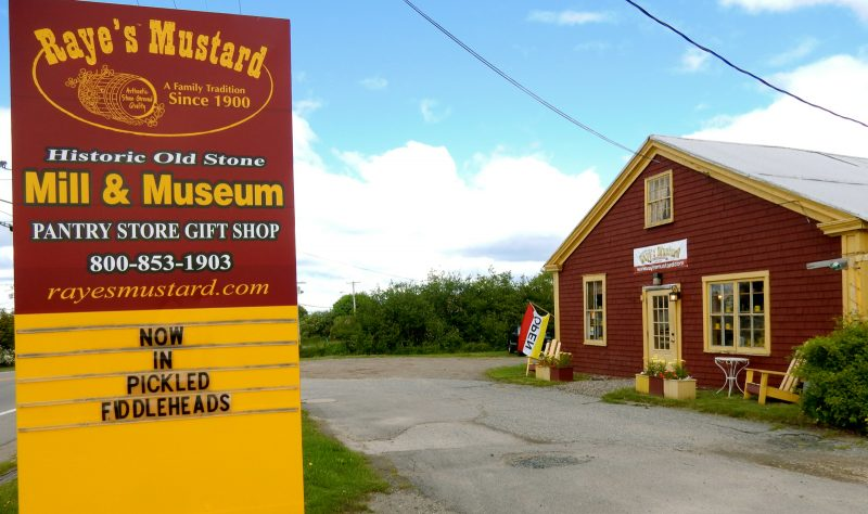 Raye's Mustard Mill and Museum, Eastport ME