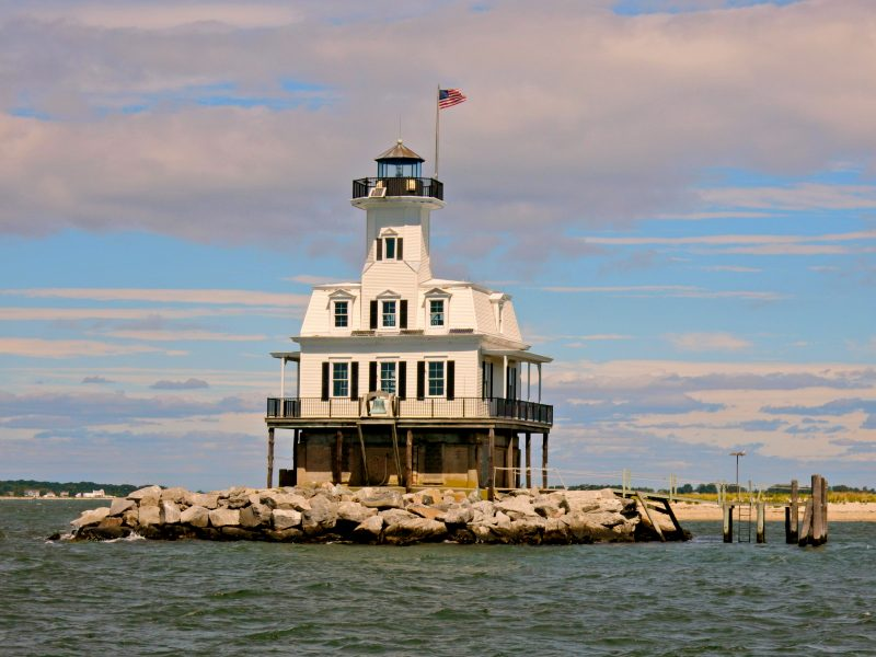 Bug Light, Orient Point, NY