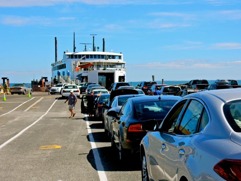 Cross Sound Ferry, Orient Point NY