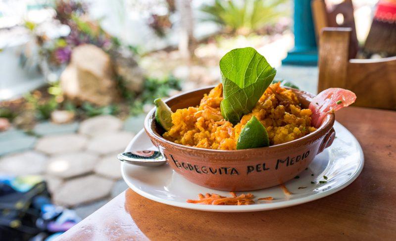 Paella - Bodeguitoa del Medio - Varadero Cuba