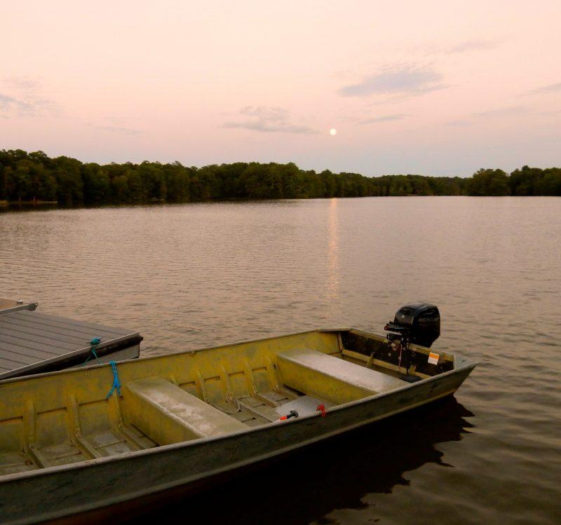 trap-pond-with-boat-laurel-de