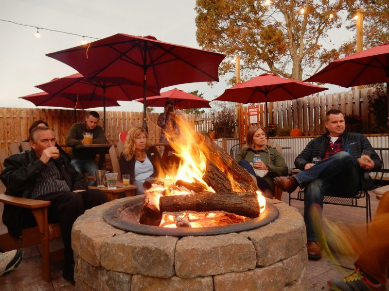 fireside-chat-cape-may-brewing-nj