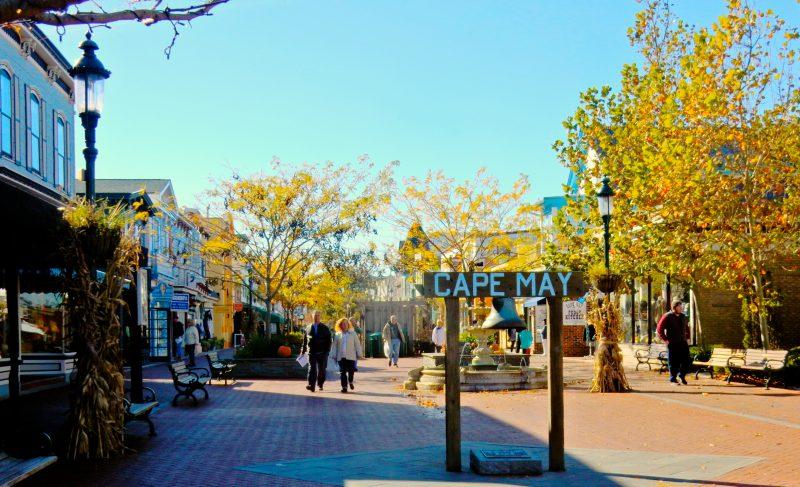 washington-st-pedestrian-mall-cape-may-nj