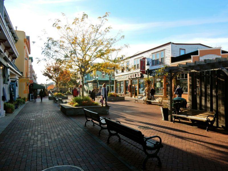 washington-street-mall-at-sunset