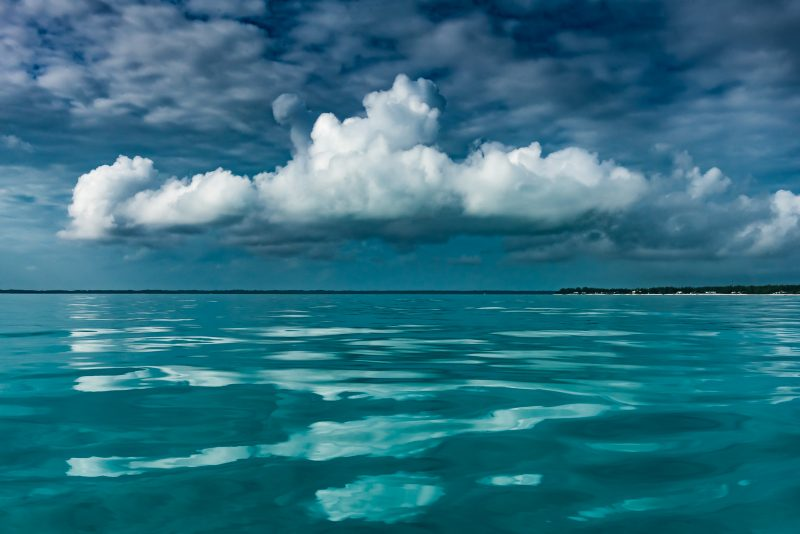 Abaco Islands Reflection