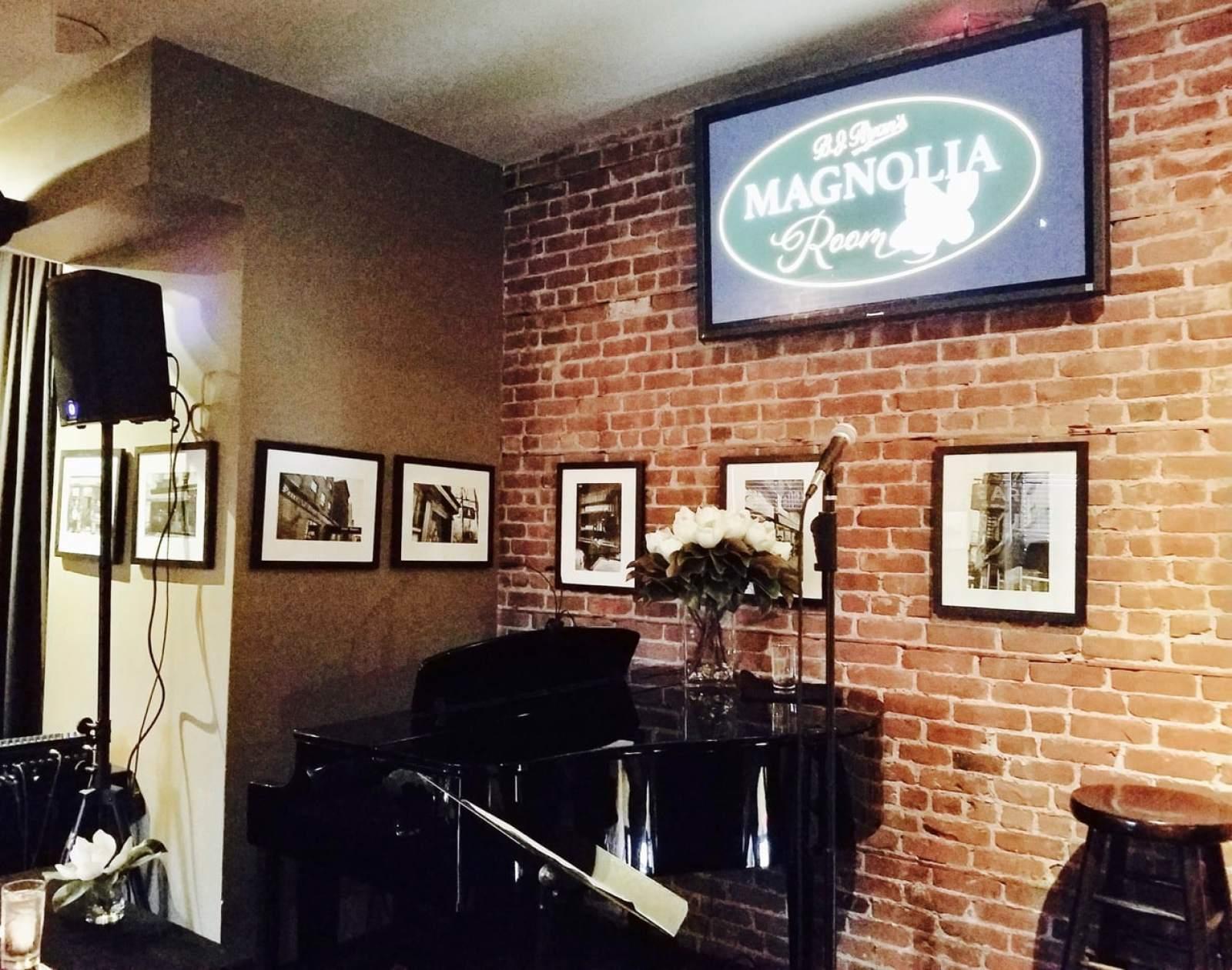Magnolia Room Cabaret at B.J. Ryan's, Norwalk CT