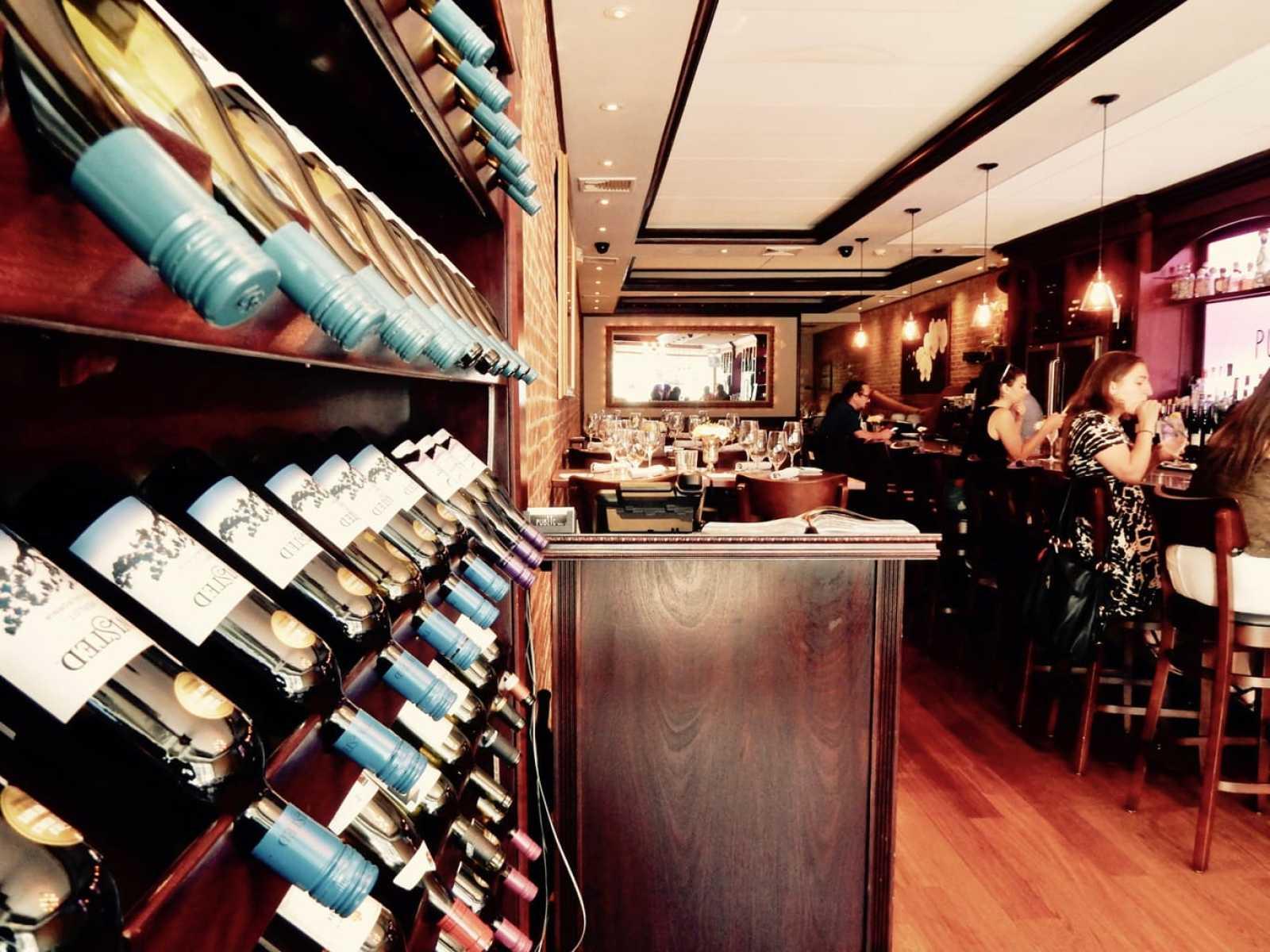 Public Wine Bar, Norwalk CT
