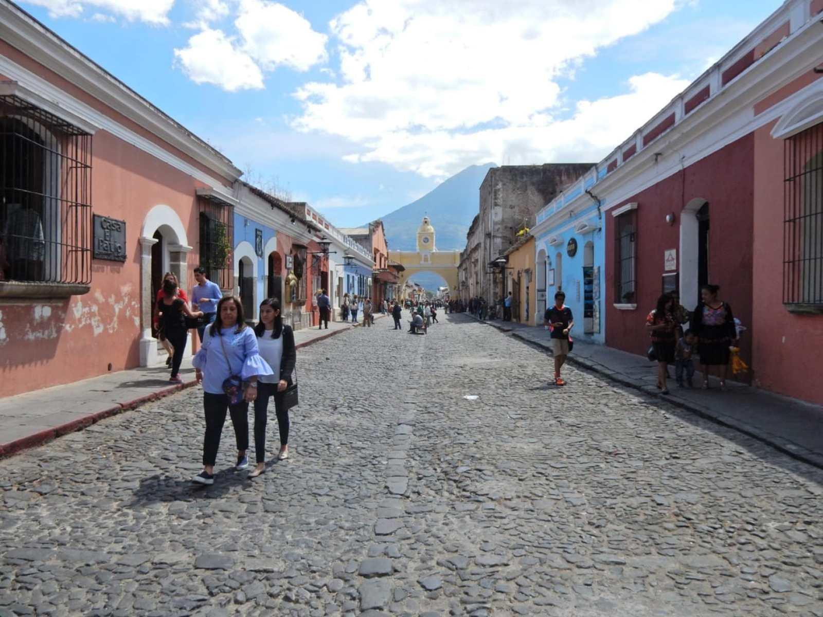 5th Ave, Antigua Guatemala