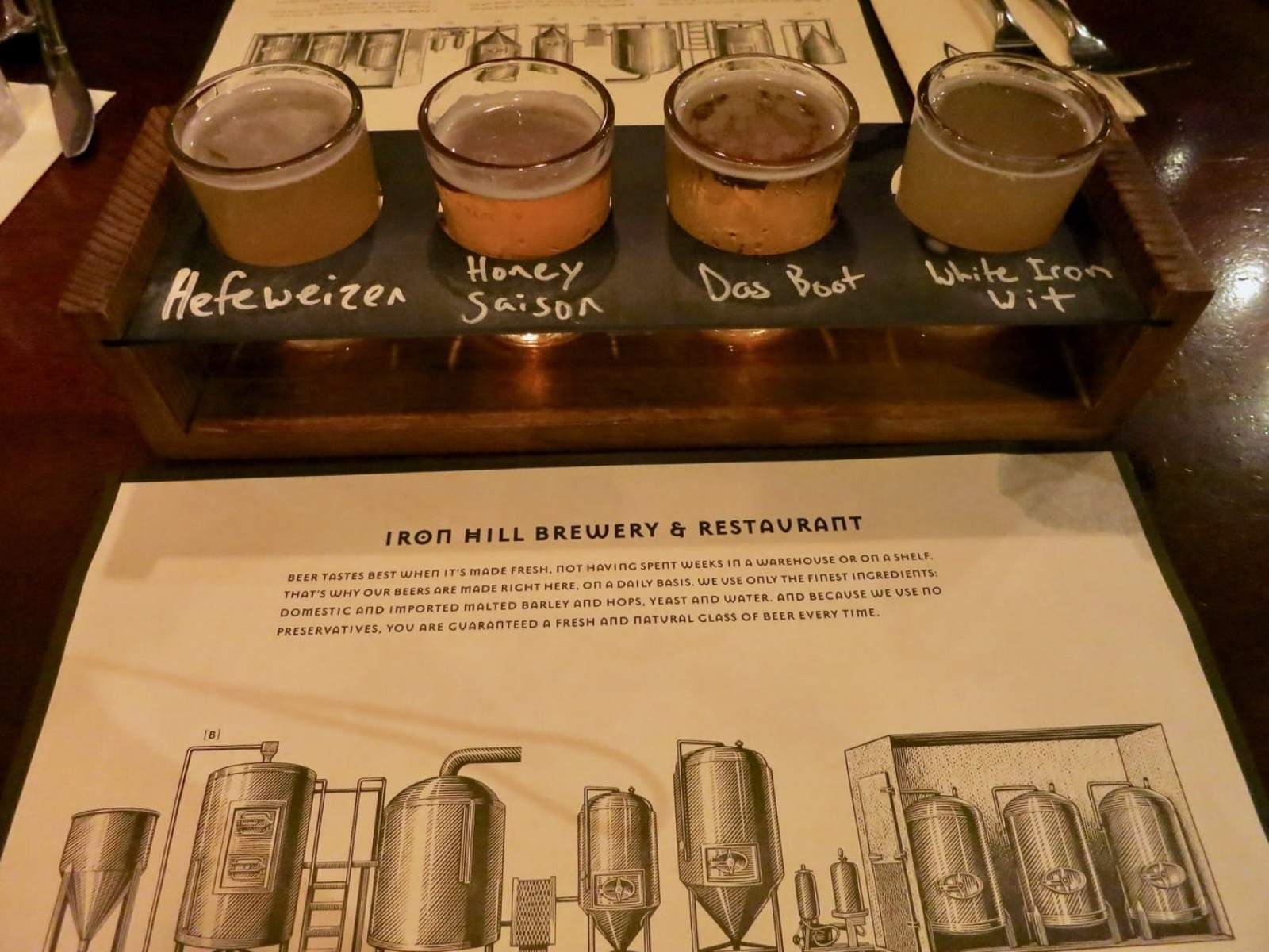 Iron Hill Brewery and Restaurant West Chester PA