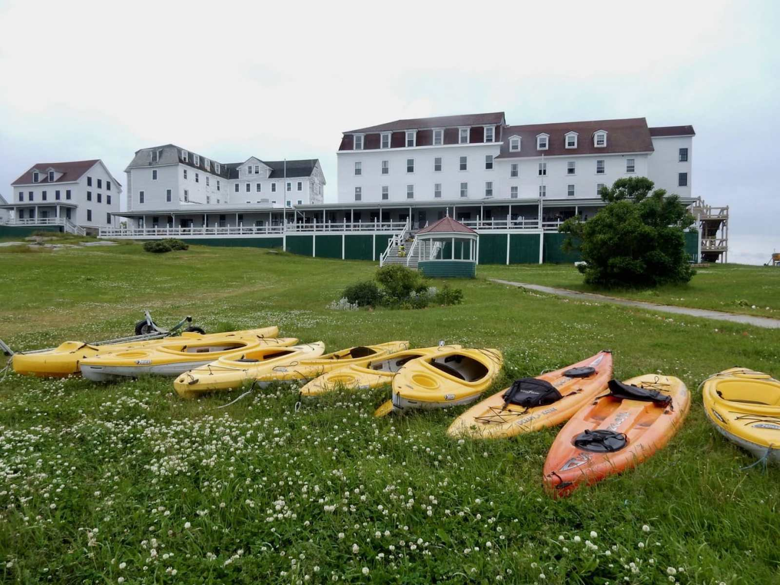 Oceanic Hotel, Star Island Isle of Shoals NH