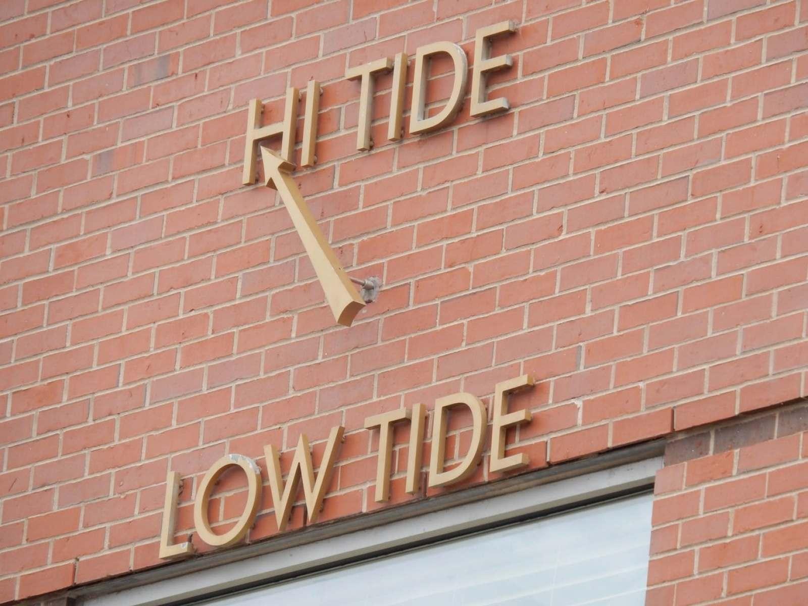 Tide Clock Portsmouth NH