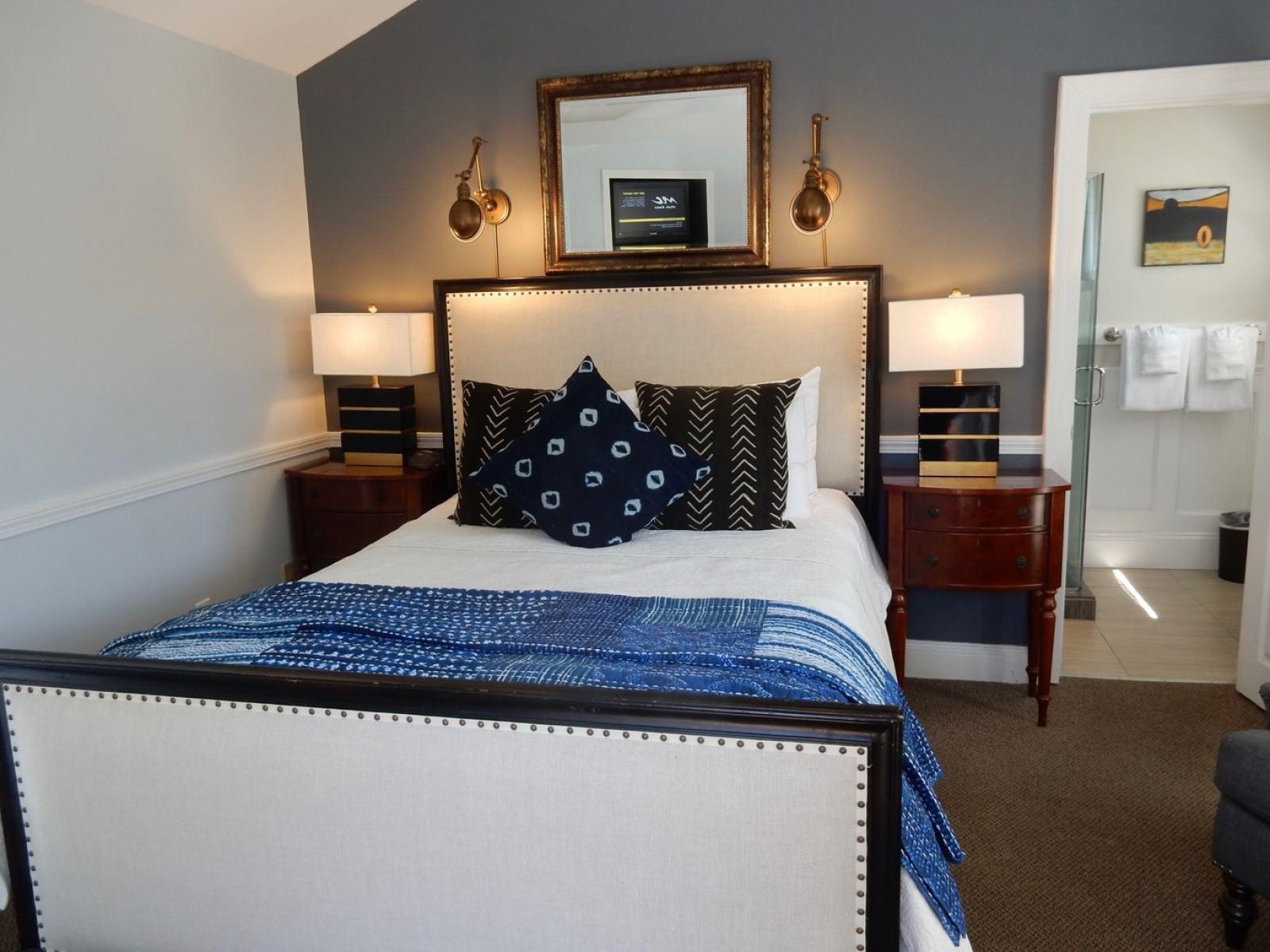 Guest Room, Carpe Diem Guesthouse, Provincetown MA