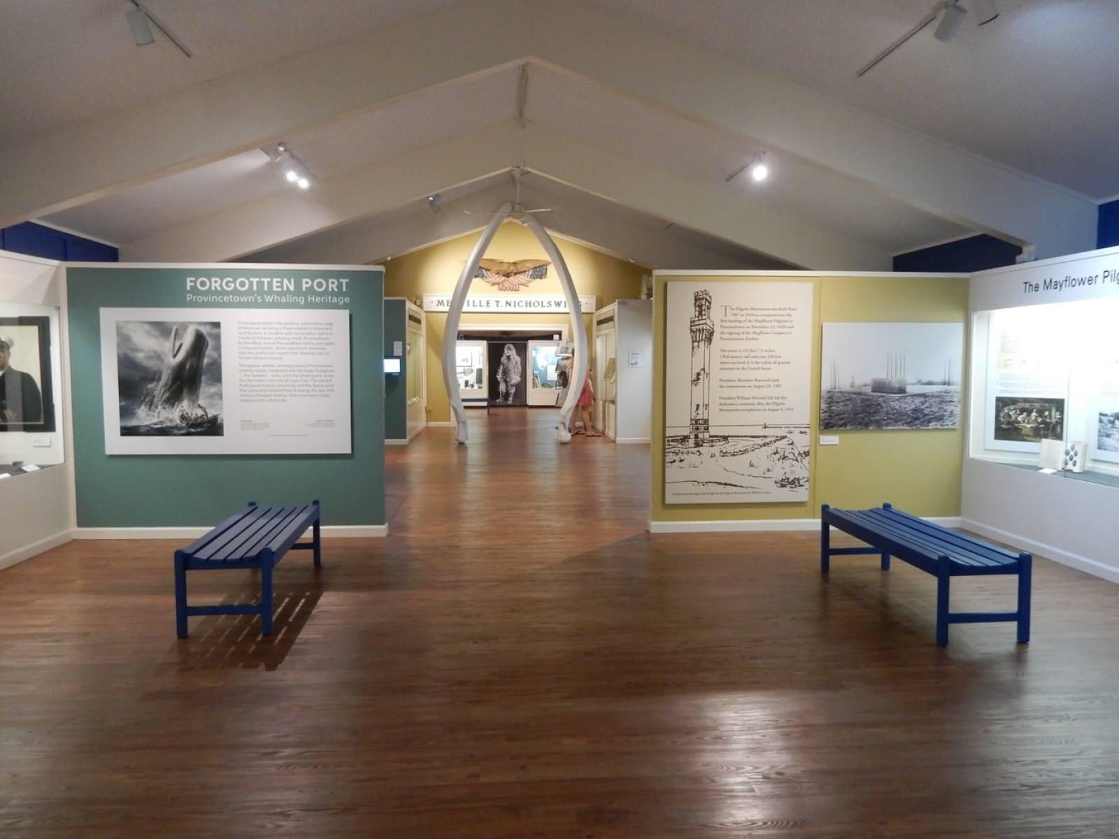 Pilgrim Monument Museum, Provincetown MA