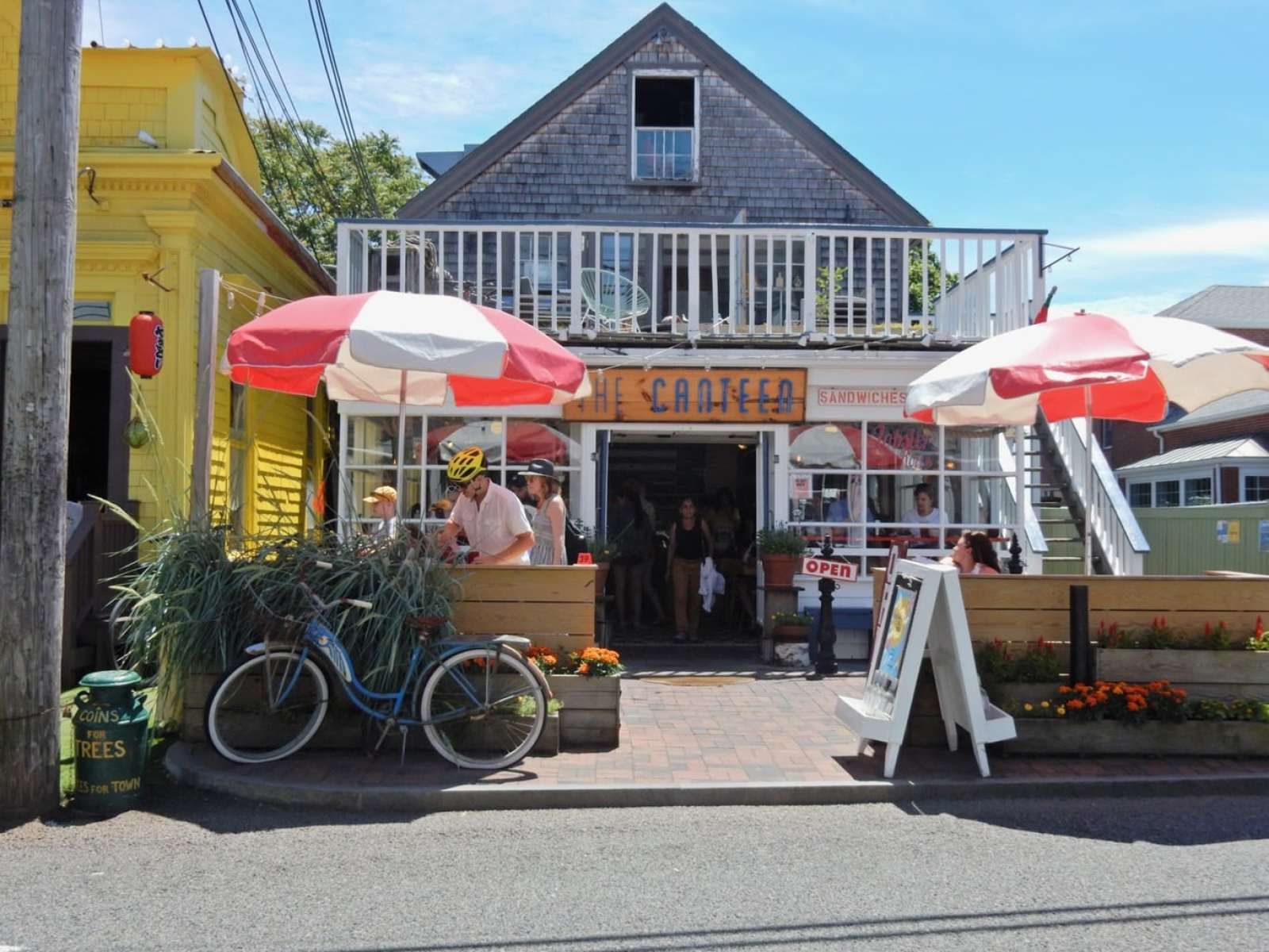 The Canteen, Provincetown MA