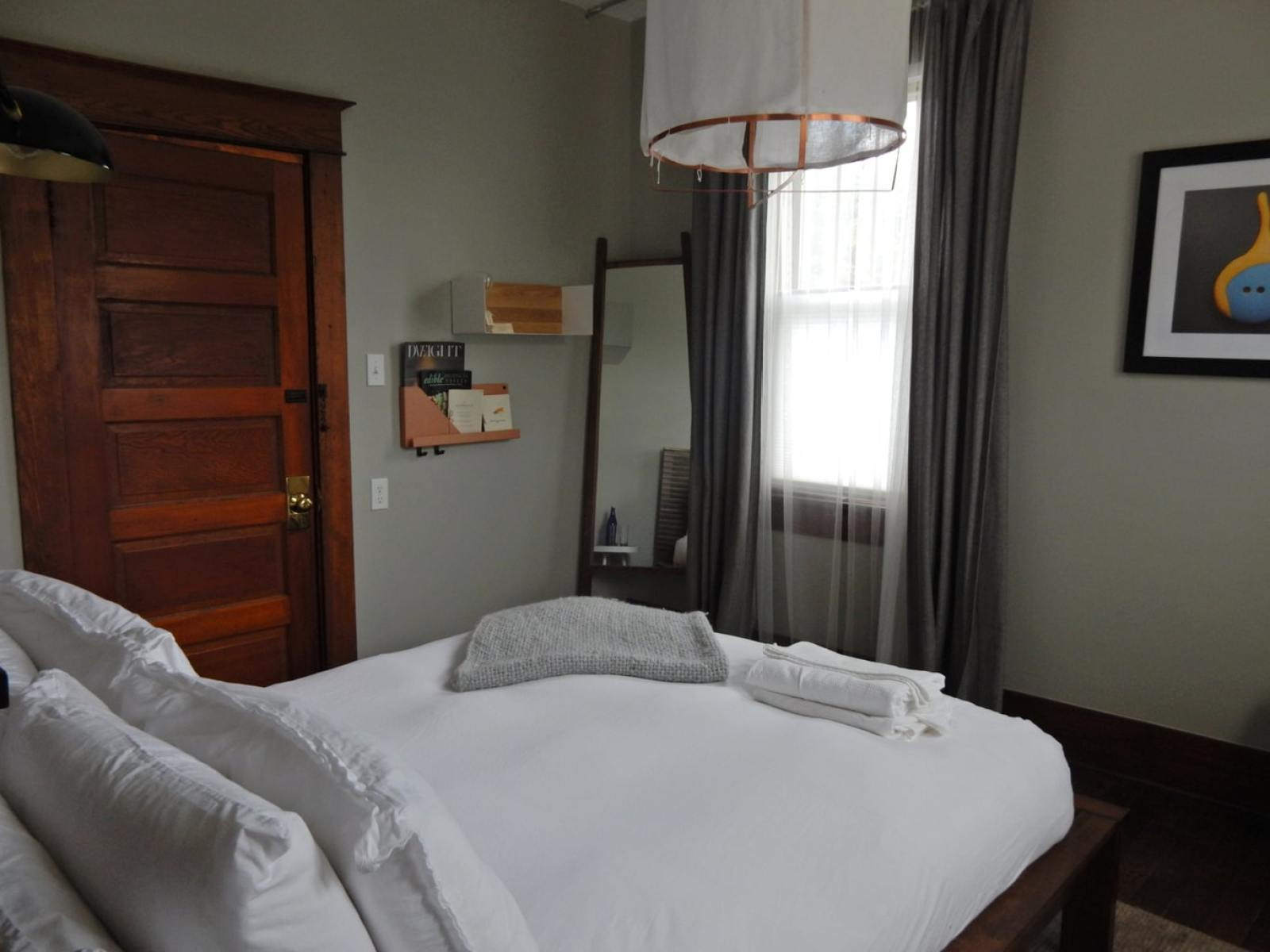 Guest Room, The DeBruce, Livingston Manor NY