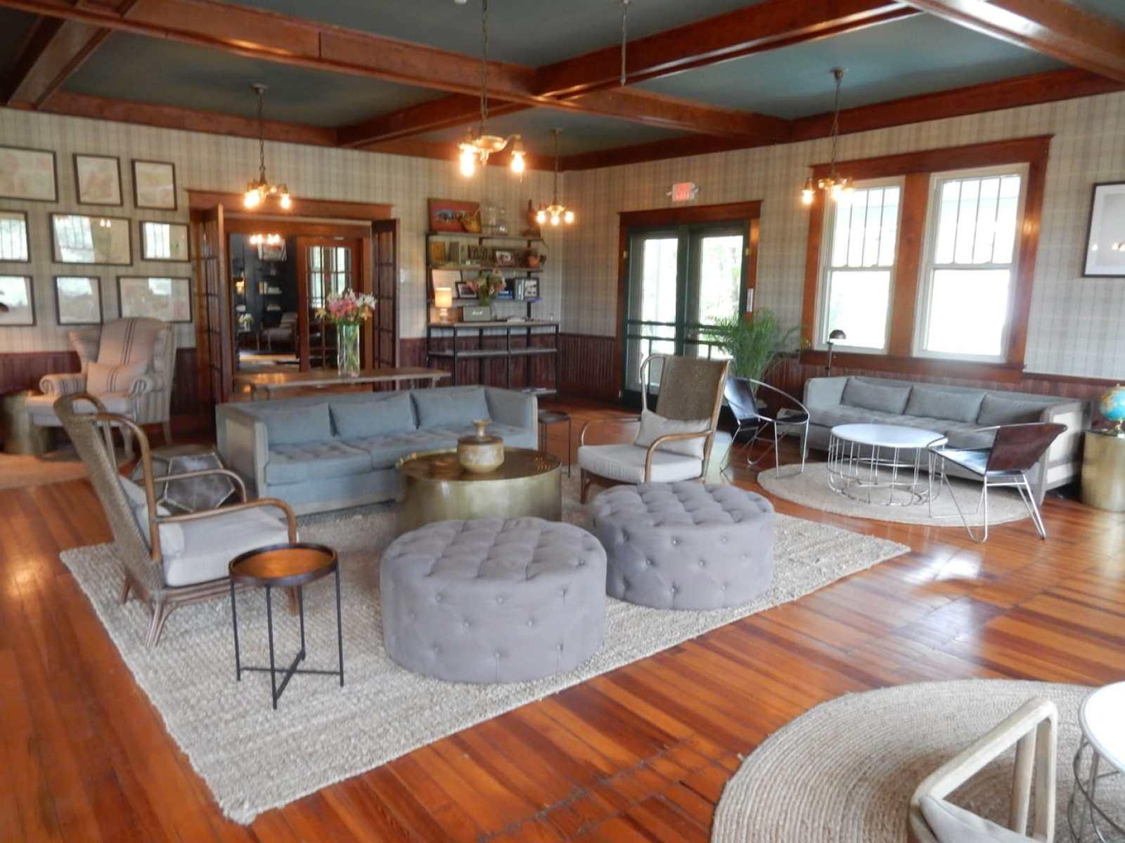 Living Room DeBruce Livingston Manor NY