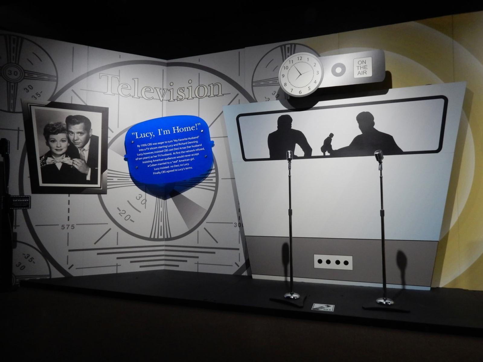 Desilu Productions Museum Jamestown NY