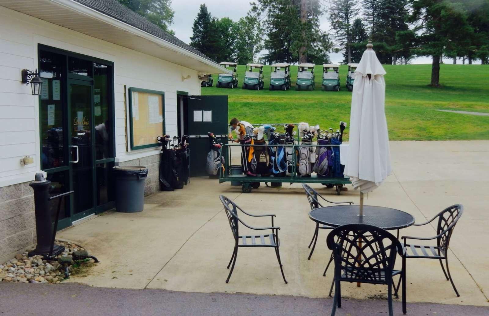 Golf Club, Comfort Suites Dubois PA