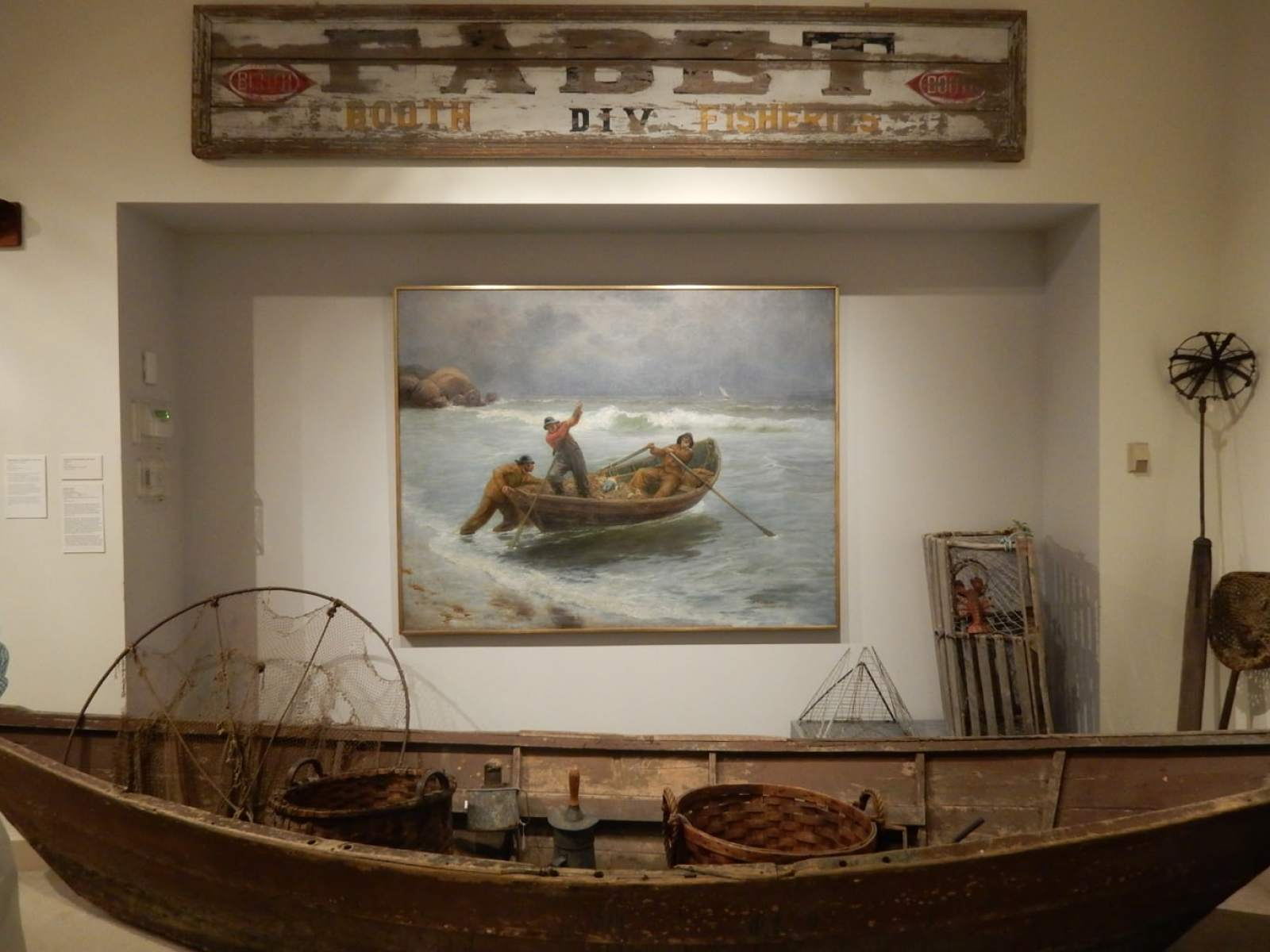 Cape Ann Museum of Art and History Gloucester MA