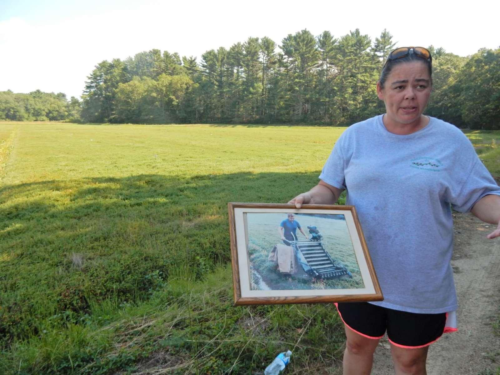 Cranberry Bog Tour Flax Pond Farm Carver MA