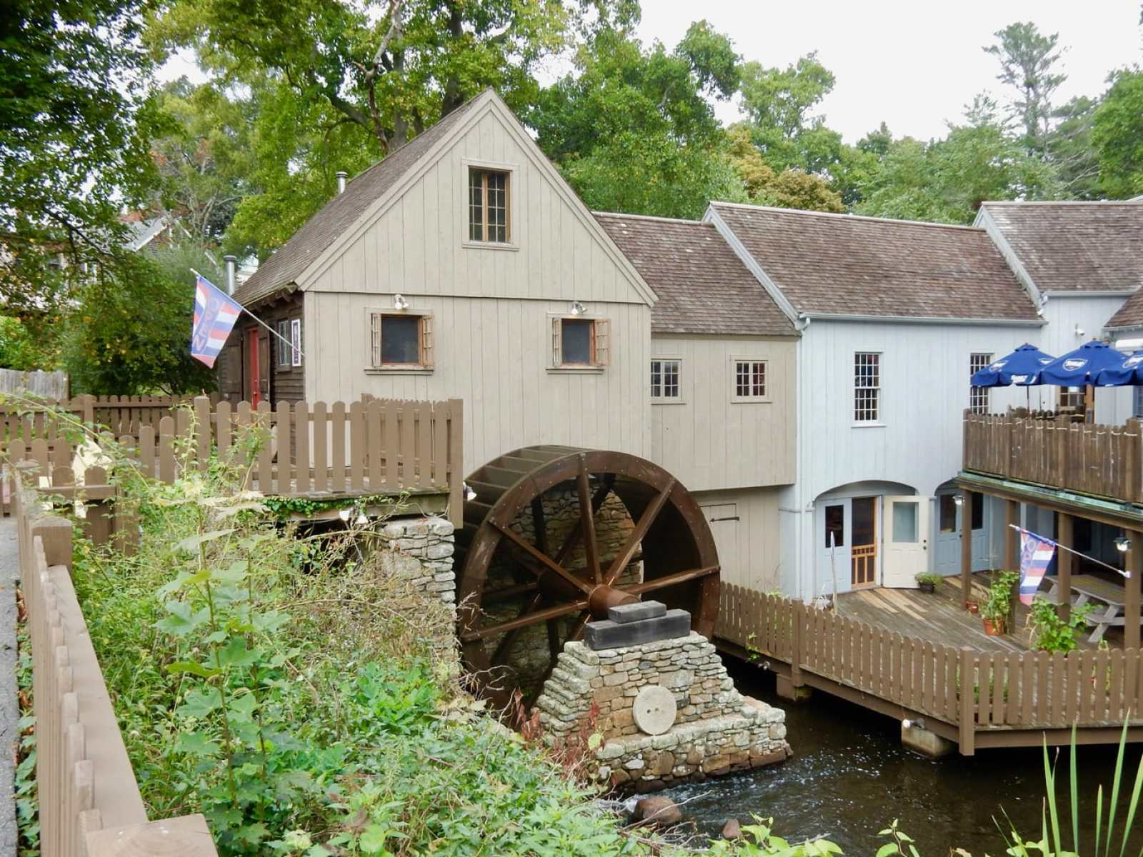 Plimoth Grist Mill, Plymouth MA
