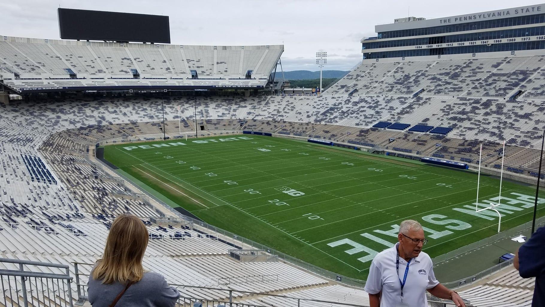 Beaver Stadium Penn State State College PA