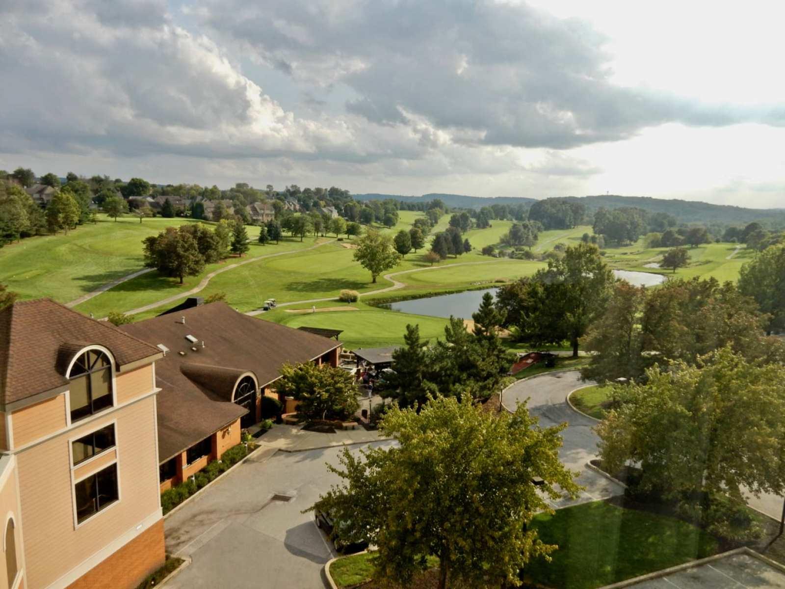 Heritage Hills Hotel and Golf Resort York PA