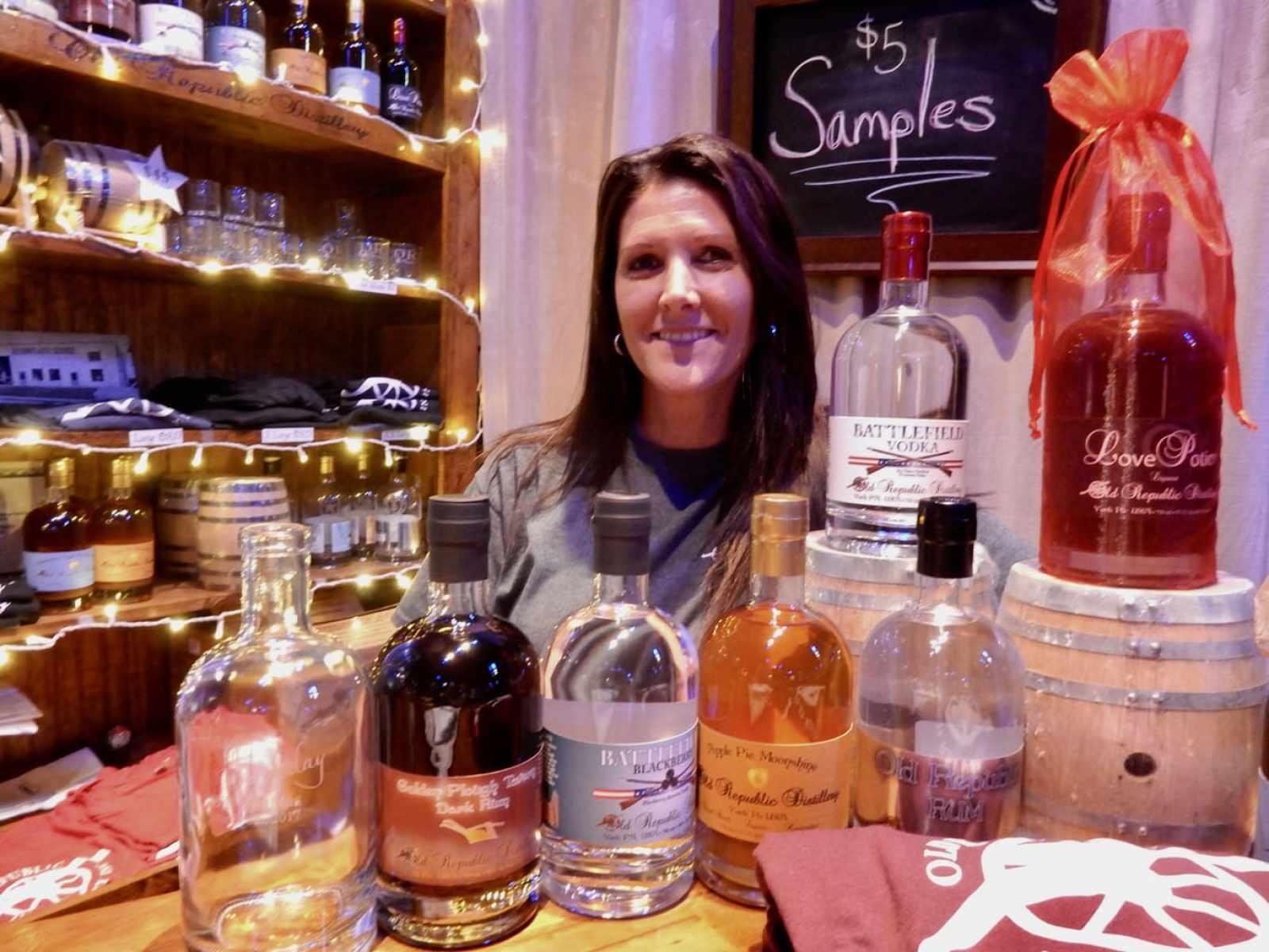 Denise Mathias, Old Republic Distillery York PA