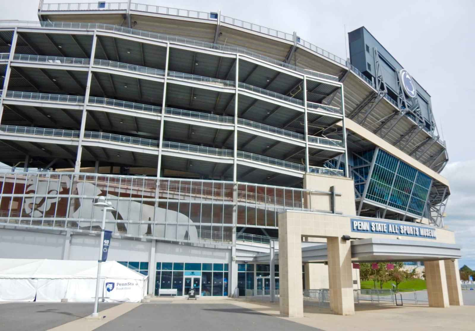 All Sports Museum Beaver Stadium State College PA