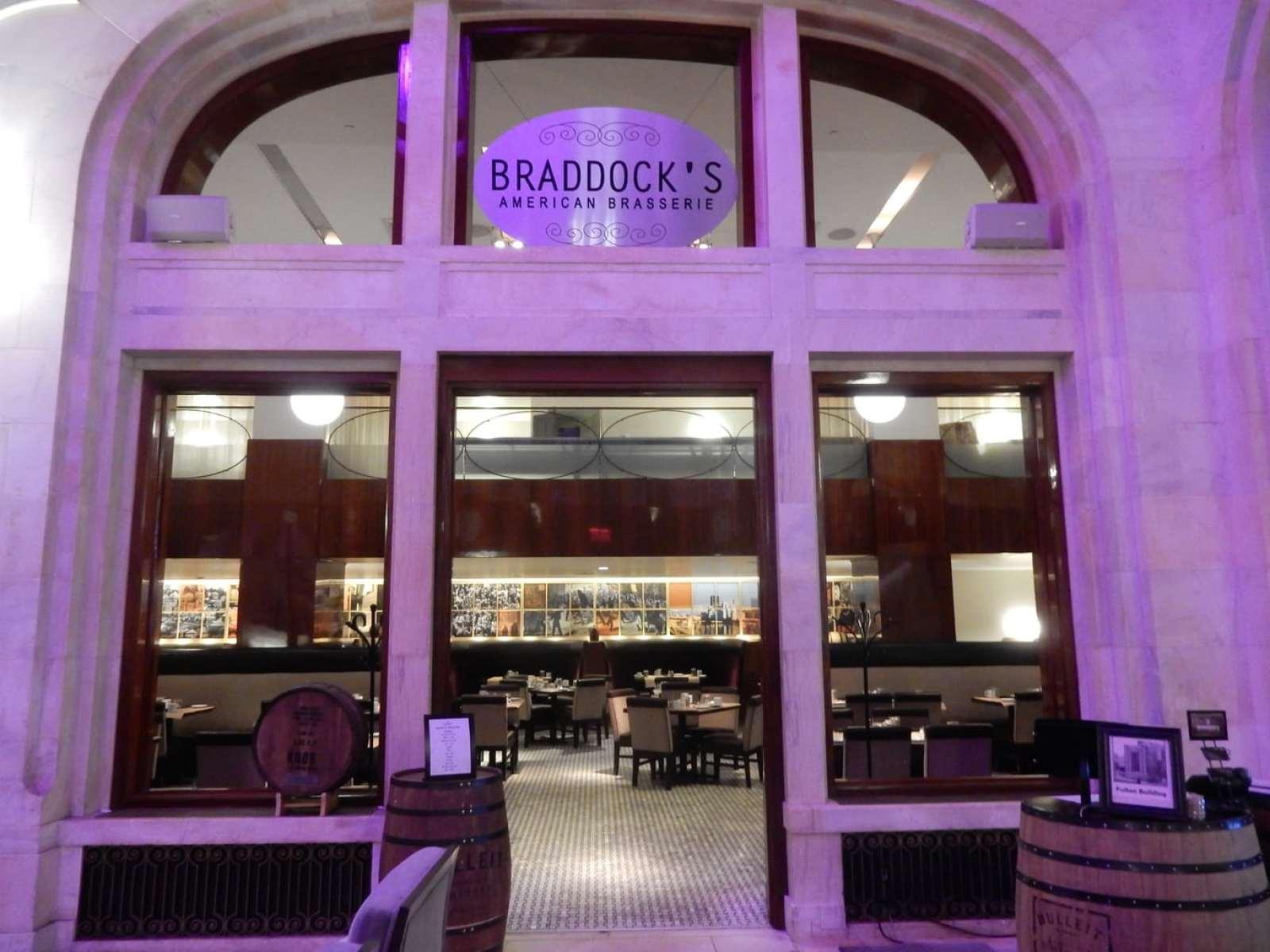 Braddock's American Brasserie - Renaissance Pittsburgh Hotel