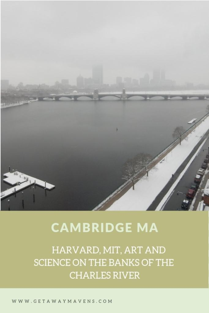 Cambridge MA Pin