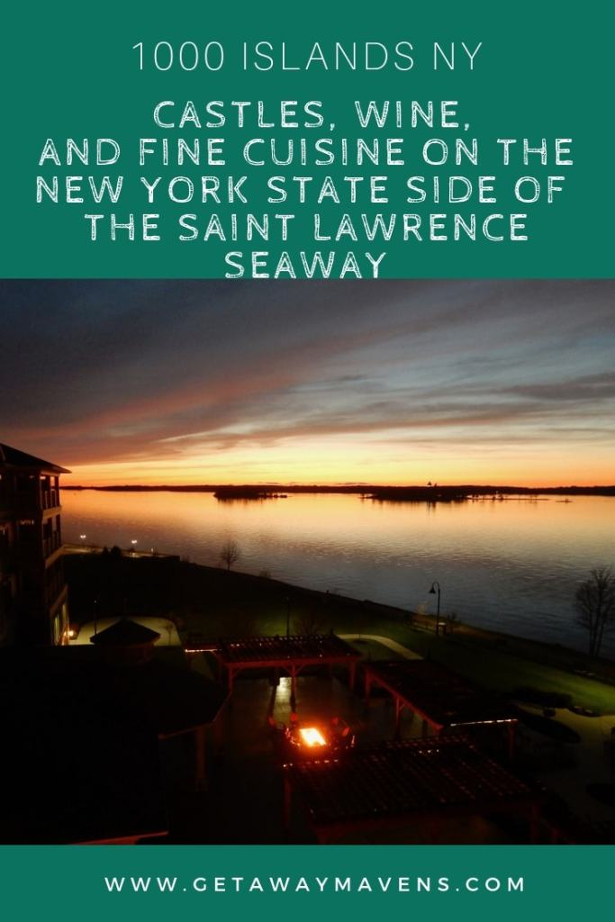 Thousands Islands NY Travel Guide Pinterest Pin