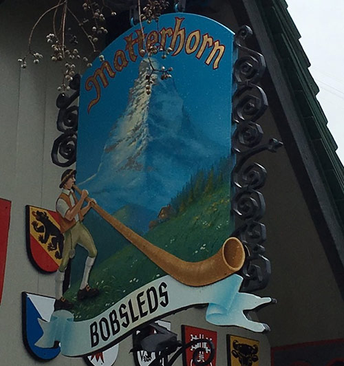 """What is the name of merida's parents in disney's """"brave?"""". 10 Things You Didn T Know About The Matterhorn At Disneyland"""