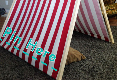 Beach Tent Tutorial-Pin Here