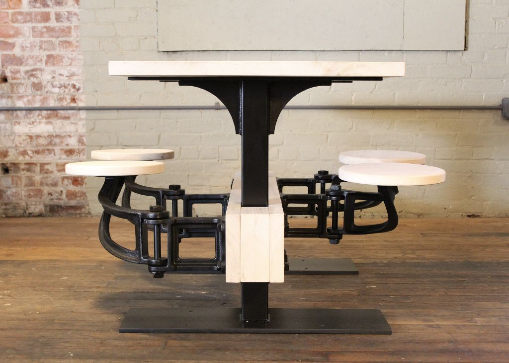 8 Dimensions Seater Table Dining