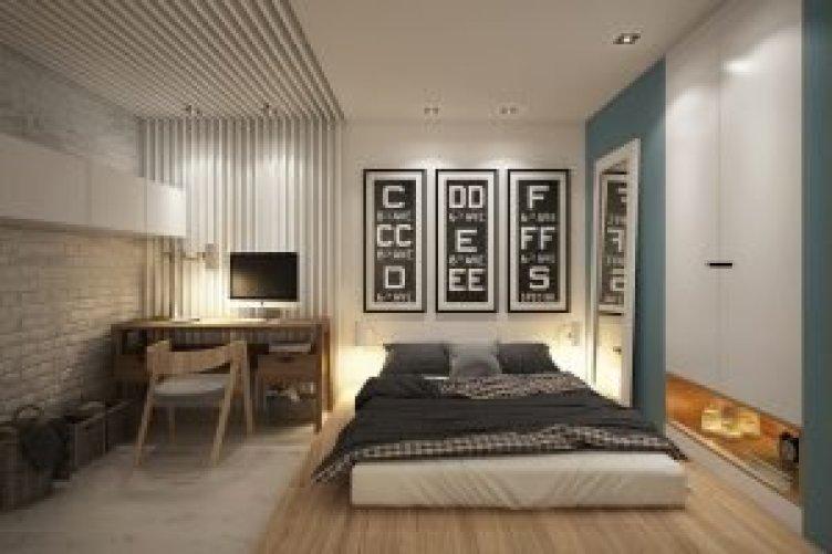 Incredible scandinavian design interior #minimalistinteriordesign #minimalistlivingroom #minimalistbedroom