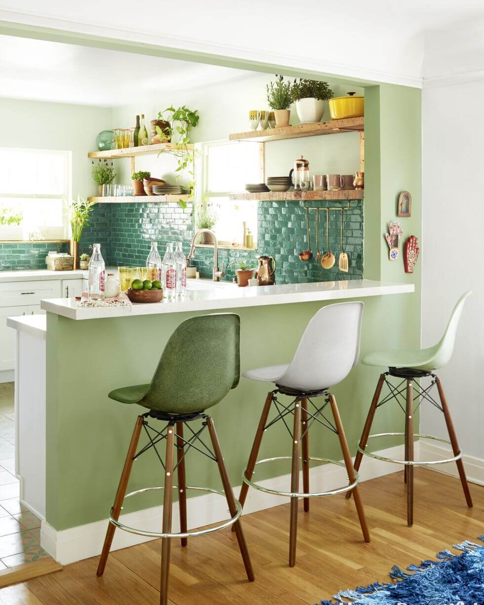 57 Best Small Kitchen Remodel Ideas Beautiful And Efficient