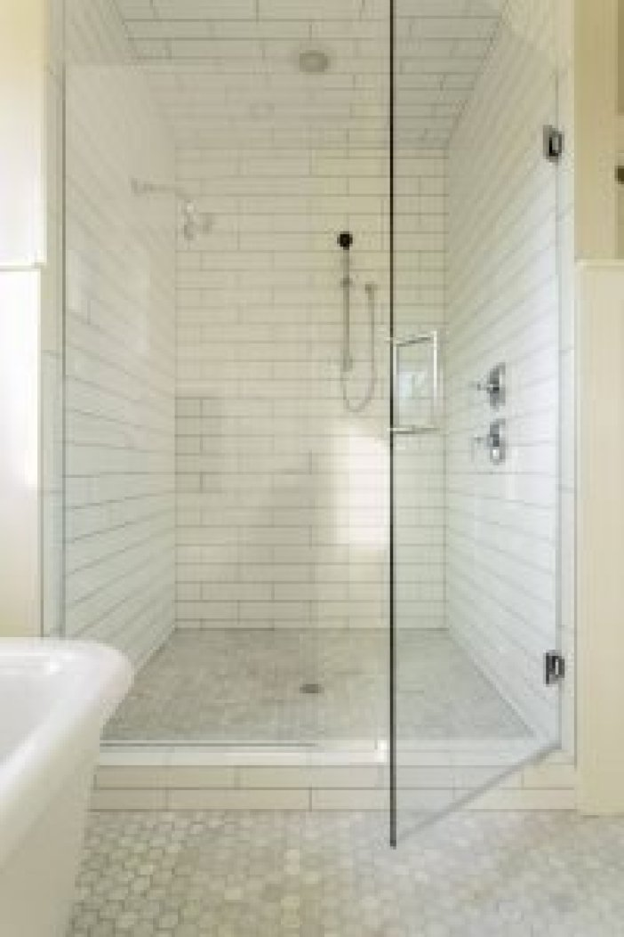 Phenomenal how to tile a shower floor #bathroomtileideas #showertile #bathroomtilefloor