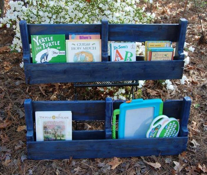 Unique book shelving ideas #diybookshelfpallet #bookshelves #storageideas