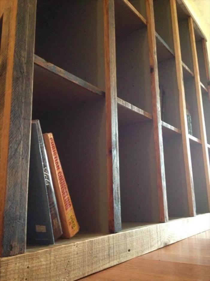 Wondrous built in bookshelf ideas #diybookshelfpallet #bookshelves #storageideas
