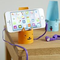 DIY Phone Stand
