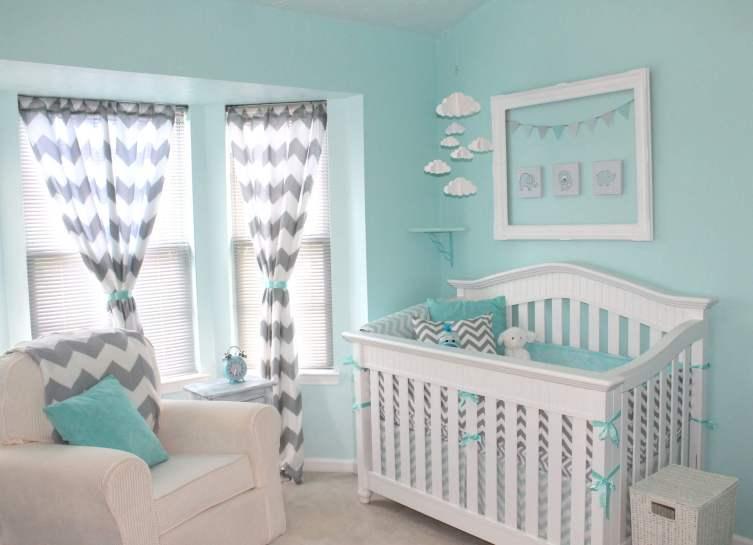 Perfect baby boy room wall ideas #babyboyroomideas #boynurseryideas #cutebabyroom