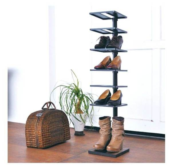 Unique shoe storage ideas for bedroom #shoestorageideas #shoerack #shoeorganizer