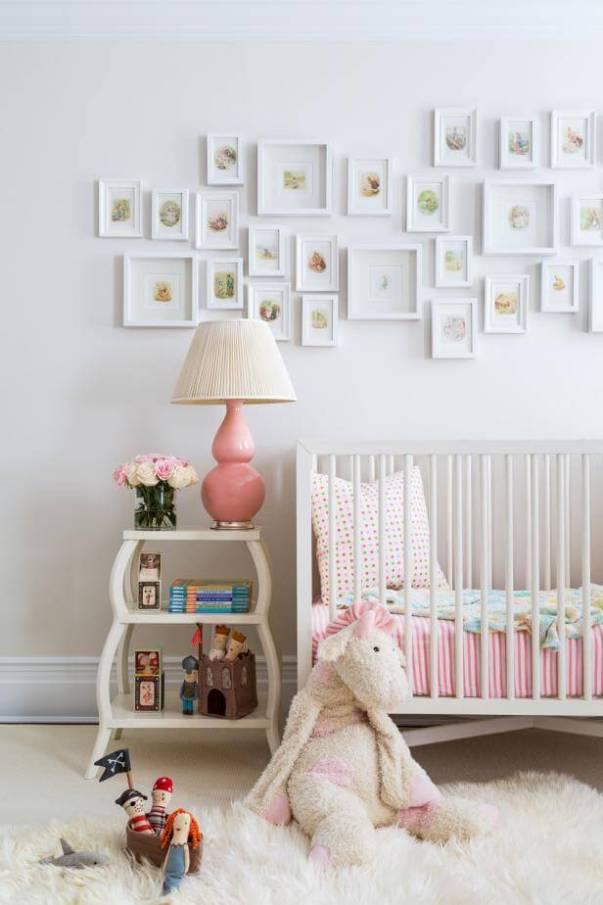 Breathtaking baby girl nursery ideas with butterflies #babygirlroomideas #babygirlnurseryideas #babygirlroom