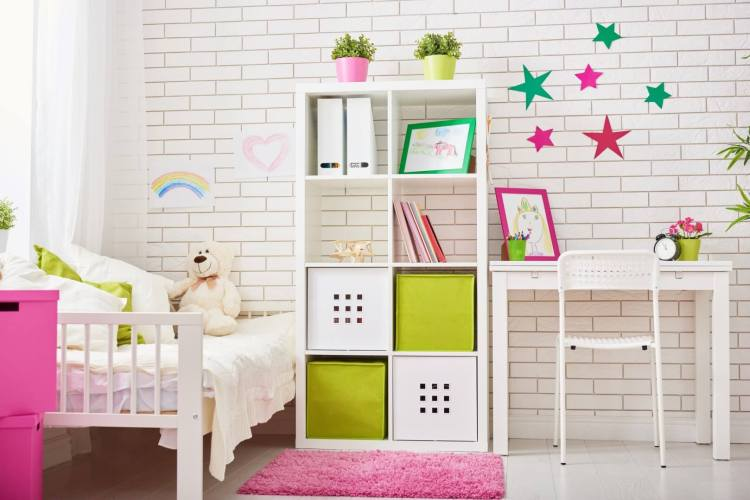 Breathtaking toddler girl bedroom ideas #kidsbedroomideas #kidsroomideas #littlegirlsbedroom
