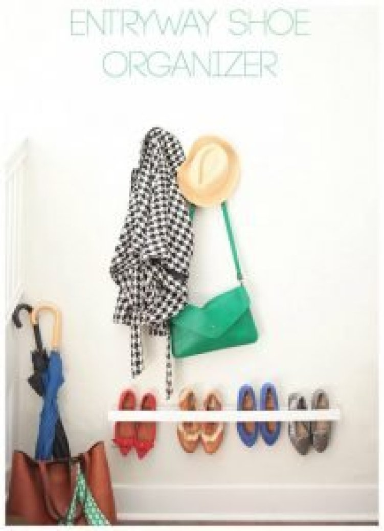 Terrific white shoe rack #shoestorageideas #shoerack #shoeorganizer