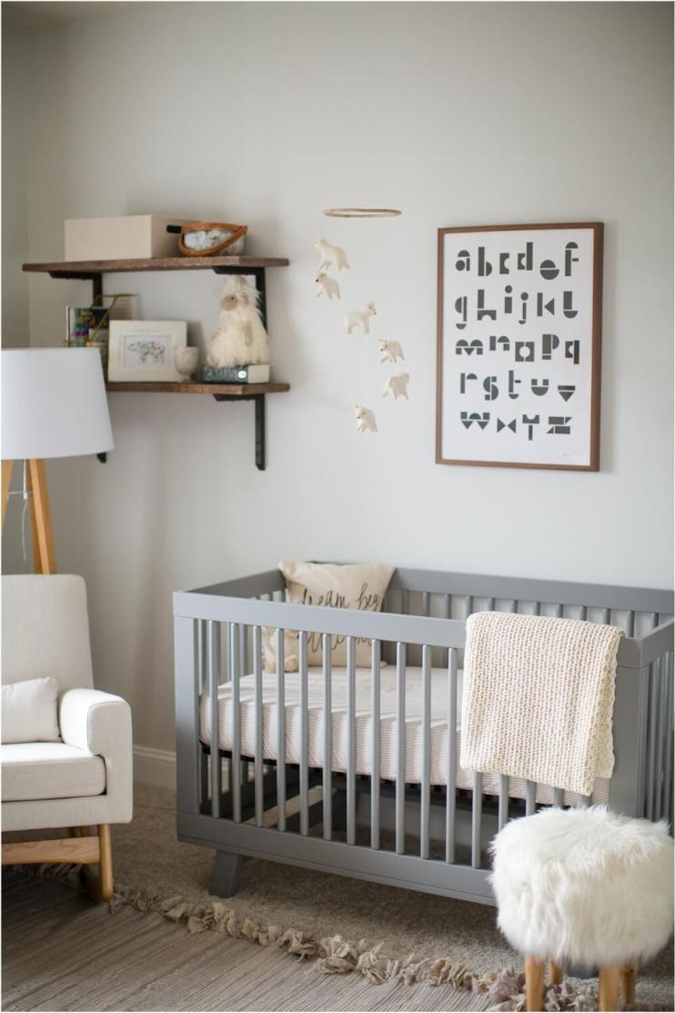 Awesome baby boy room wallpaper ideas #babyboyroomideas #boynurseryideas #cutebabyroom